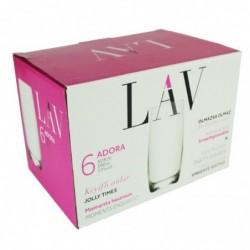 Set 6 pahare bere/cocktails...