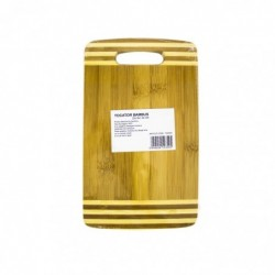 Tocator bambus 35x25x1,5 cm