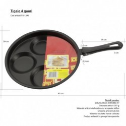 Strecurator ceai 8 cm inox